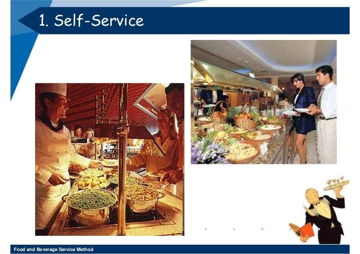 food and beverage service methods pdf