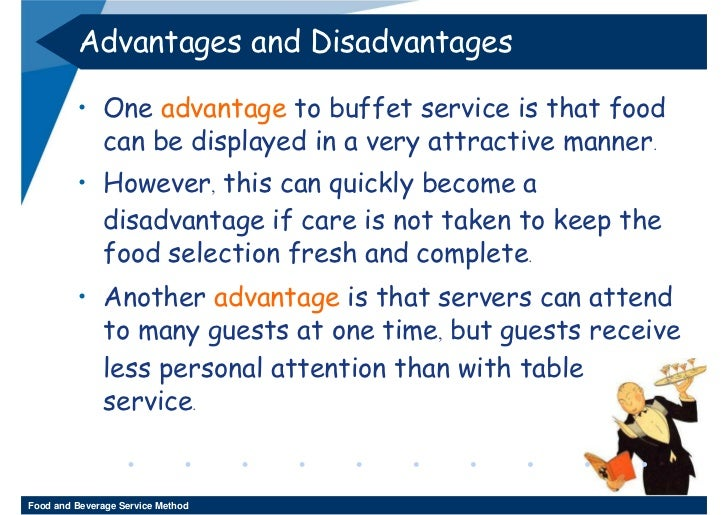 Week 11 12 Food And Beverage Service Method 3 2552