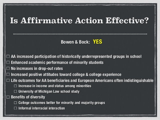 the affects of affirmative action on Wilson, latoya, the stigma and unintended consequences of affirmative action  in the workplace thesis, georgia state university  2005.
