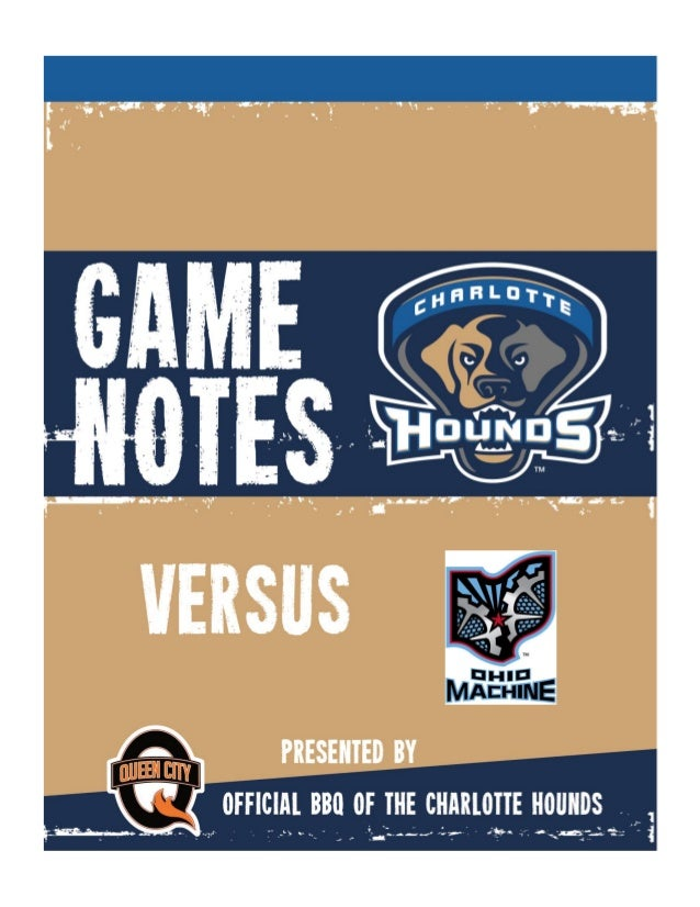 2014 Weekly Game Notes CURRENT LEAGUE STANDINGS Team Win Loss GB Rochester Rattlers 7 3 - Denver Outlaws 7 3 - New York Li...