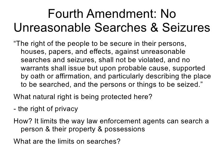 fourth amendment exceptions Tenn court considers fourth amendment exception tenn's high court will decide if evidence taken without a warrant can be used in trial.