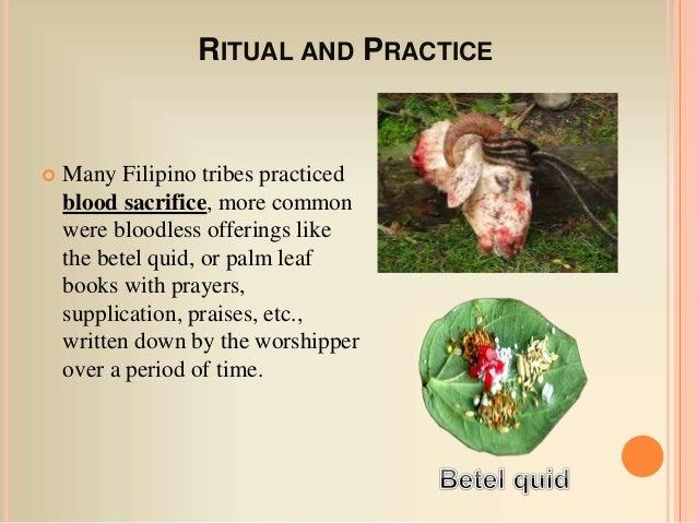 Indigenous religious beliefs of the Philippines