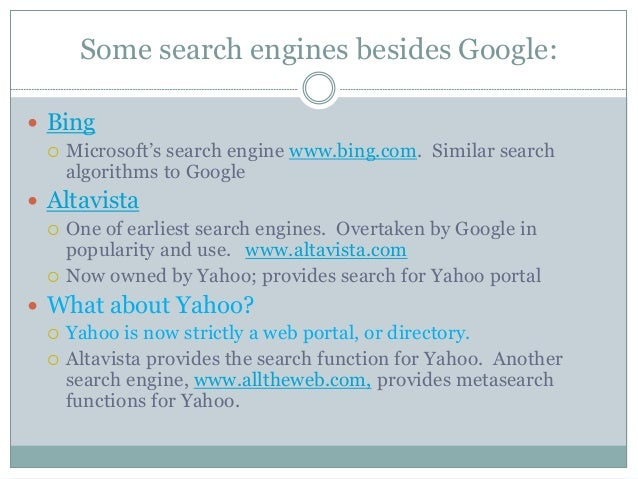 Week12 Key Concepts_additionalsearchengines