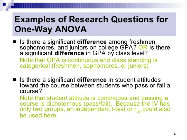 Conduct and Interpret a One-Way ANOVA - Statistics Solutions