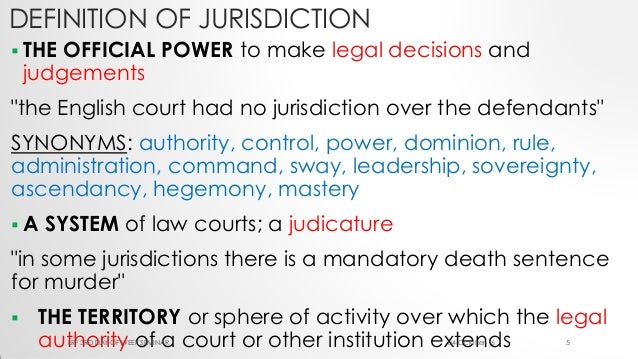 Images of Jurisdiction Synonym - #rock-cafe