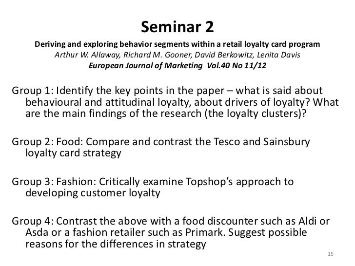 comparing the marketing of tescos and audi essay Sainsburys and tecso financial analysis download sainsburys and tecso financial analysis uploaded by seaktheng chhean  the two firms are sainsbury's and tesco this report shows the comparison between the two companies in 2011, 2012, and 2013 the analysis is established on the source of the ratio analysis, in which the profitability.