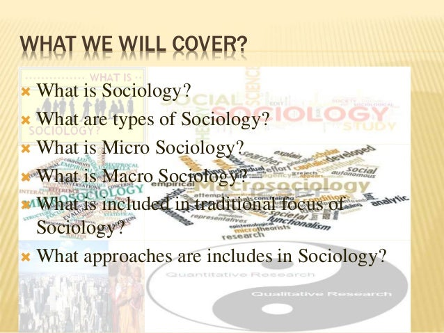 week 1 sociology notes Introduction to sociology  study guides and sample tests paper guidelines paper format soc 3326 only pictures lecture notes:  lecture 1: introduction to.