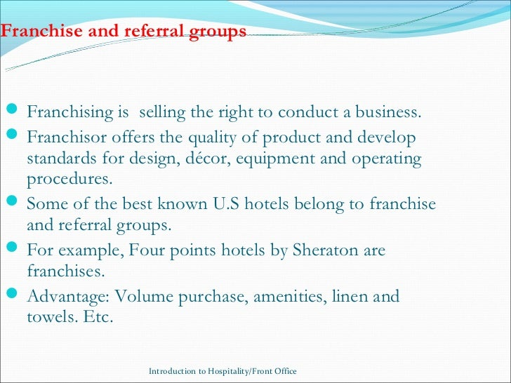 intro of hospitality industry Hosp6034 - intro to hospitality marketing download this module  identify the key concepts of marketing with reference to application in the hospitality industry: lo2.