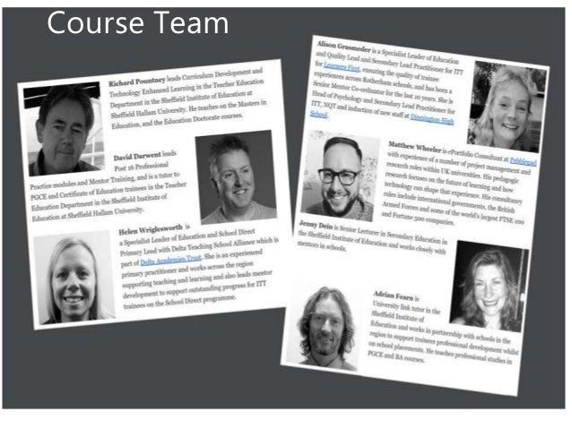 Course Team