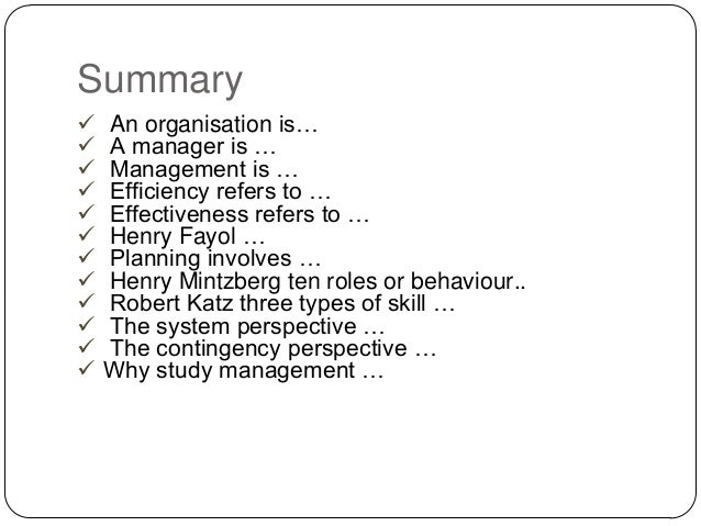 fayols management functions mintzbergs and katzs skills are important Video created by university of london for the course management skills for international business this week we will be looking to explore the following key areas  the key aspects of management, both in theory and reality the .