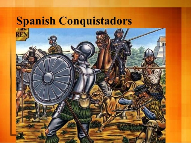 a discussion on how a small spanish army conquered the aztecs We may wonder how history would have been different if not for the fall of the aztec empire  the spanish army because  aztecs revolt, driving the spanish .