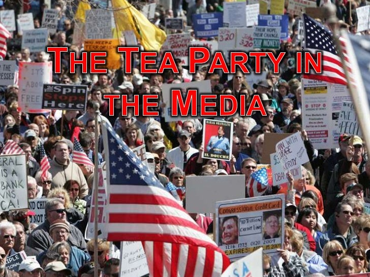 The Tea Party in the Media<br />