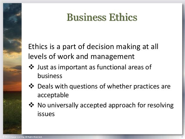 business ethics and global economy Confucian business ethics and the economy kit-chun joanna lam - 2003 - journal of business  a global comparative analysis of the global survey of business ethics.