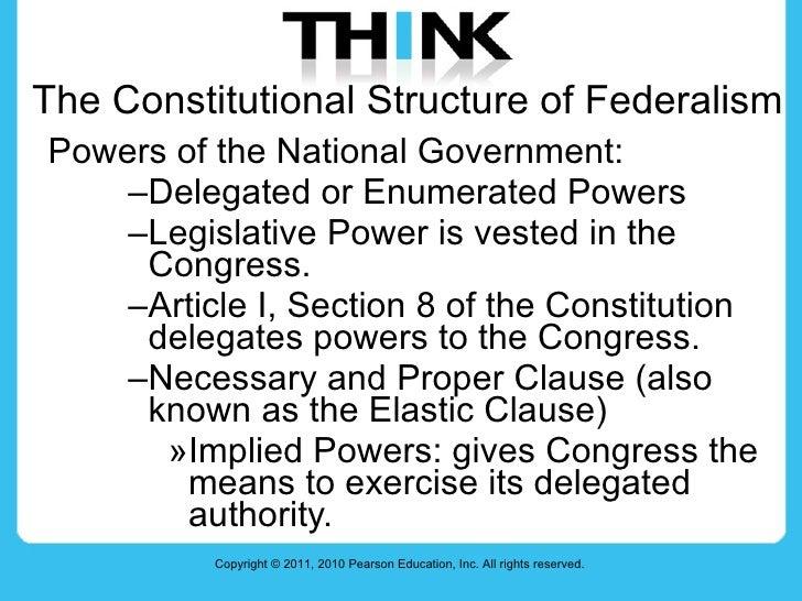 Federalism Slide 2