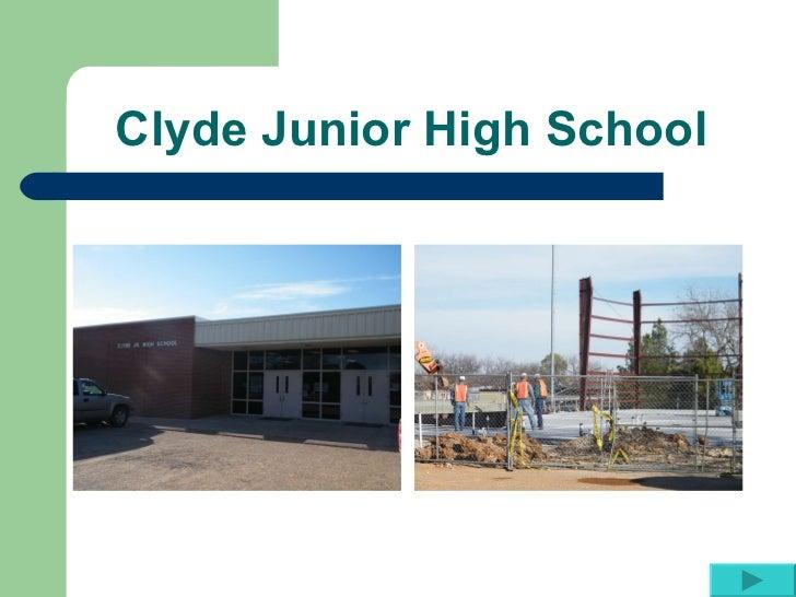 Clyde Junior High School