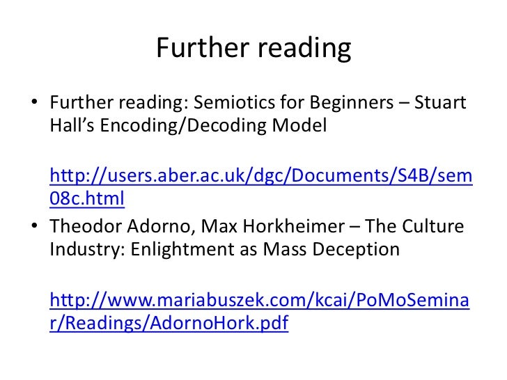 Max Horkheimer Criticism - Essay