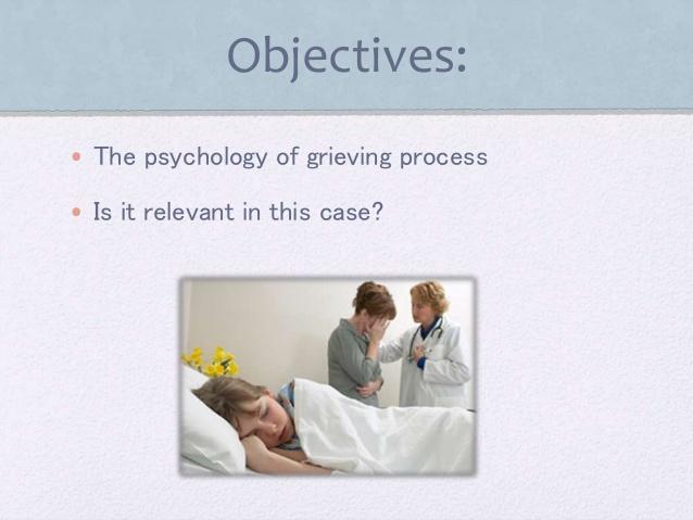 Grieving Process Psychology 3