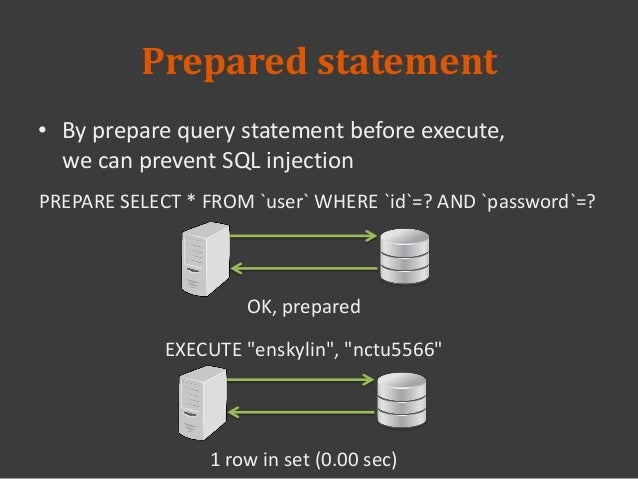 mysql like prepared statement php