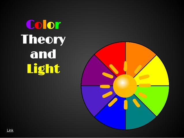 Color Theory And Light Link