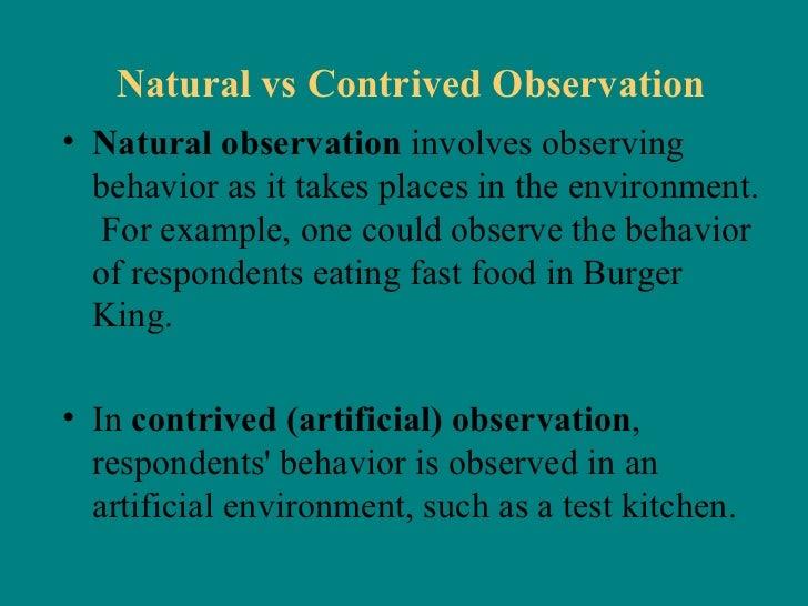 Natural Experiment Vs Survey