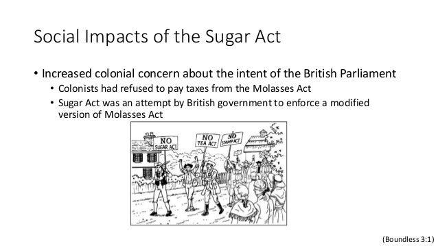 Effects of Sugar Revolution
