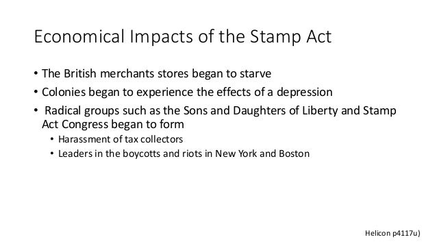 the imposition of the stamp act one of the sparks of the american revolution No taxation without representation are an excellent illustration of the socioeconomic forces that destroyed the british colonial empire and led to the american revolution the stamp act was the the british government reaction to the boston tea party was the imposition of a package of.