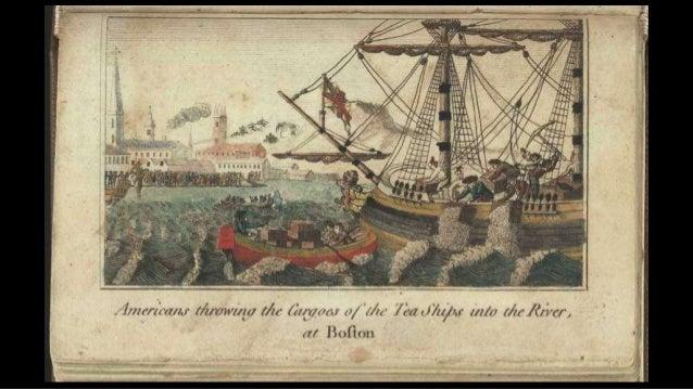 Week 3 - American Revolution