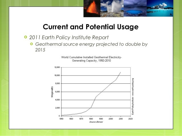 geothermal assignments Geothermal energy is natural heat from the interior of the earth that is converted to heat  several types of hot geothermal systems  assignments & activities .