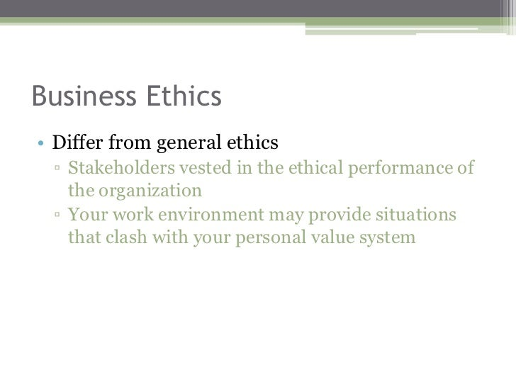 "organizational business ethics Organizational business ethics is the application of these morality related choices as influenced and guided by values, standards, rules, principles, and strategies associated with organizational activities and business situations ""business ethics deals with choices about what laws should be and whether to."