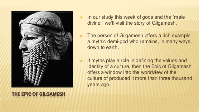 epic of gilgamesh summary Witness the epic of gilgamesh, a story of adventure, love and friendship this  long poem will help us examine the hallmarks of civilization for a.