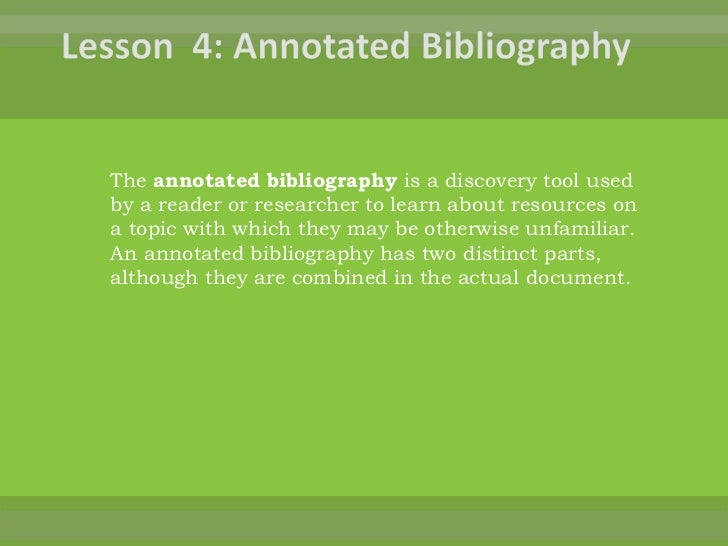 annotated bibliography in apa editorial style The publication manual of the american psychological association is the  editorial style concerns  the point of an annotated bibliography is to tell the.