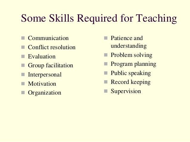 week 4b  interview skills for new teachers