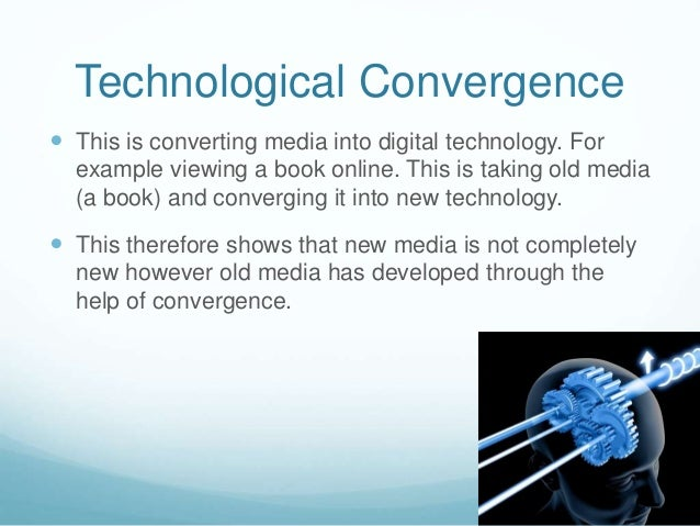 What is convergence