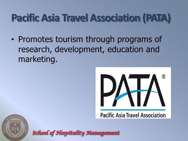 Tsm 101 week 5 how tourism is organized pacific asia travel association publicscrutiny Images