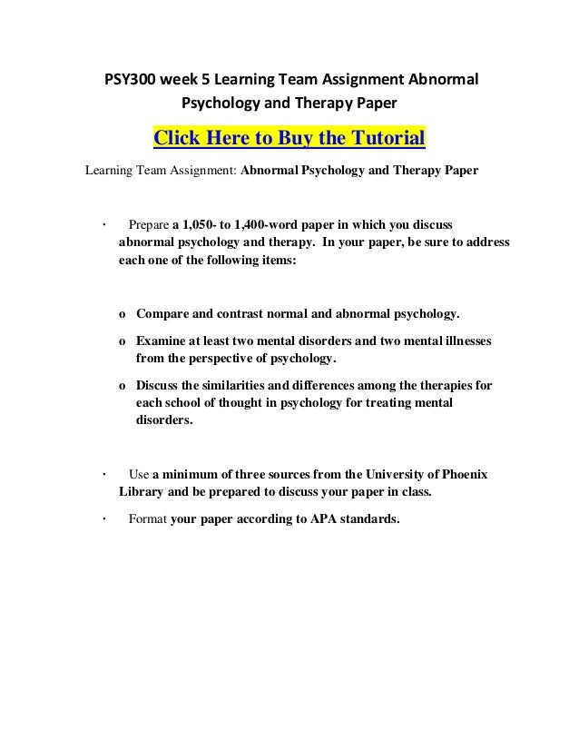 abnormal psychology timeline essay Abnormal psychology joyce m fernandez,  documents similar to abnormal psychology examination (essay)  timeline of psychology.