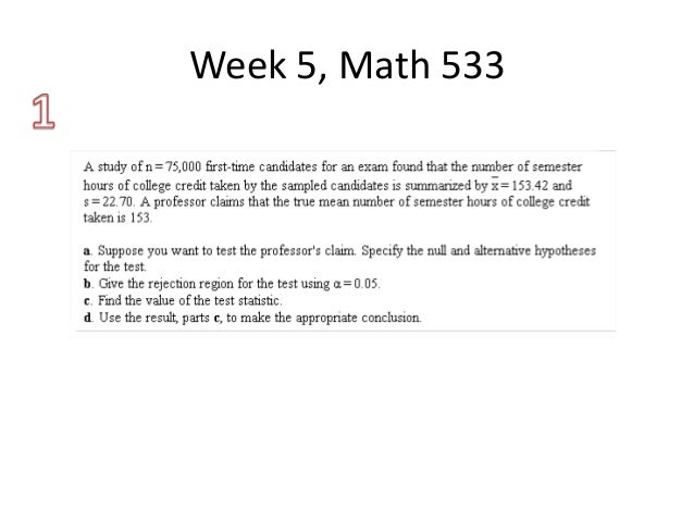math533 week 2 project Math 533 week 2 course project - part a salescall inc math 533 week 2 course project - part a salescall inc  find this pin and more on math 533 applied managerial statistics - devry by helena wisdom  math 533 applied managerial statistics week 1 to 8 - oassignment.