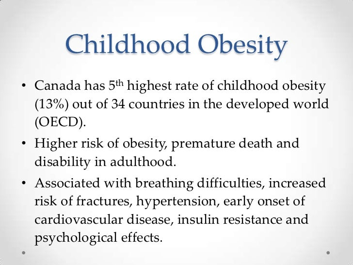problem with childhood obesity Obesity in children is hard to spot because they all grow at different rates find a list of tips that can help you monitor your child's health.