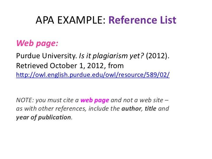 Avoiding Plagiarism: Understanding Plagiarism