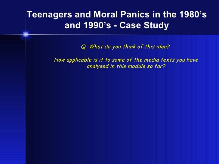 moral panic in contemporary society islamophobia Keywords: fear of terrorism, moral panic, media, terror management theory, anxiety, terrorism-neutral country contemporary definitions of terrorism societies the survey utilizes validated measurement systems for all research questions with modifications to adjust those to the specifics of the current study the study.