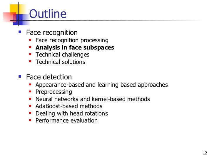 Facial recognition system - Wikipedia
