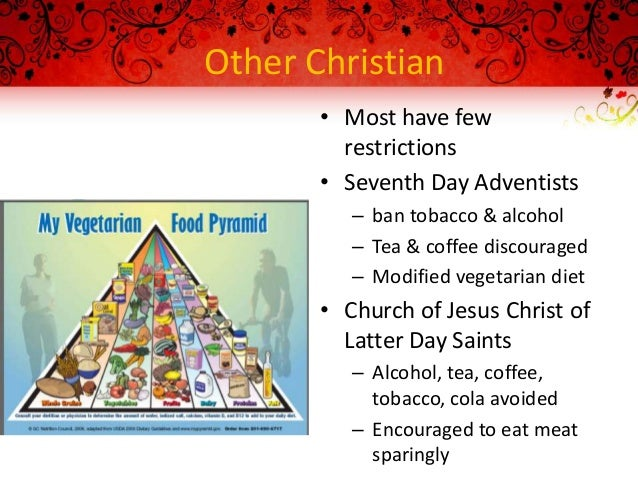 XNB151 Week 6 Role of religion and faith in food choices