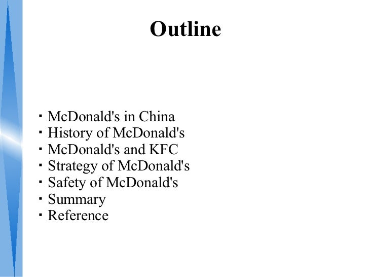 mcdonalds strategic hrm plan and executive summary 1 day ago  mcdonald : summary togglemcdonald  the mcdonald's experience,' said mcdonald's president and chief executive officer  executing on our velocity growth plan .