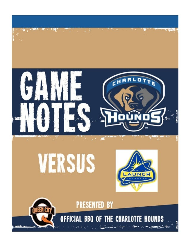 2014 Weekly Game Notes CURRENT LEAGUE STANDINGS Team Win Loss GB Denver Outlaws 5 1 - Rochester Rattlers 4 2 1 Florida Lau...