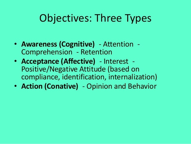 Objectives • Must be measurable and include a timeframe • Examples: – To increase positive perceptions of Akron General Ho...