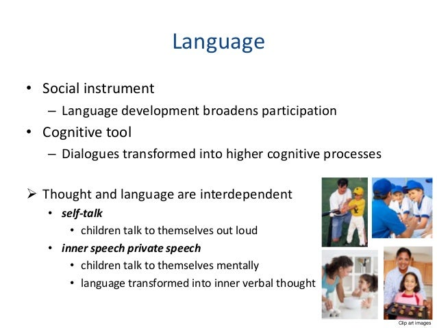 vygotsky theory of language development pdf