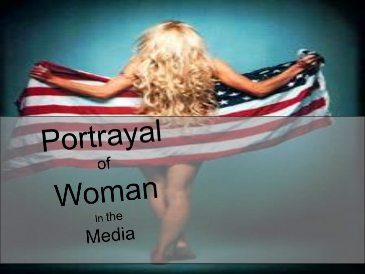 portrayal of women