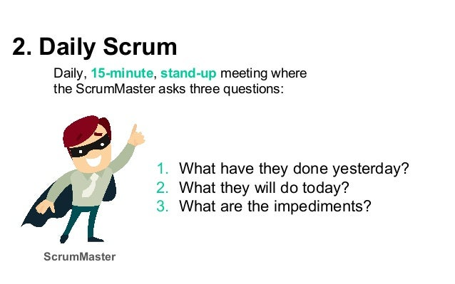Scrum standup meeting template scrum agenda template and for Stand up meeting minutes template
