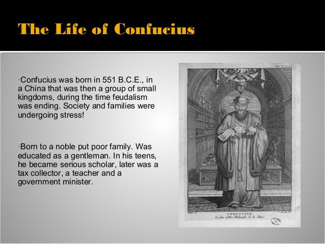 the life and beliefs of confucius Learn about the life and teachings of chinese philosopher confucius and how  followers used his teachings to bring about political reform.