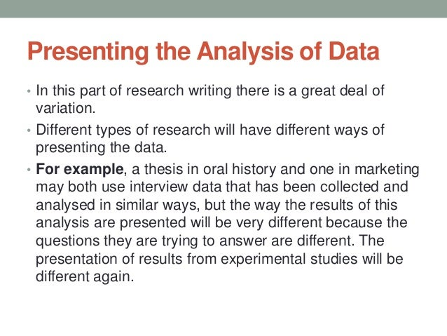 empirical data results essay A guide to writing scientific essays each piece of data should be cited at the appropriate place in so it is very unusual for a single empirical study to.