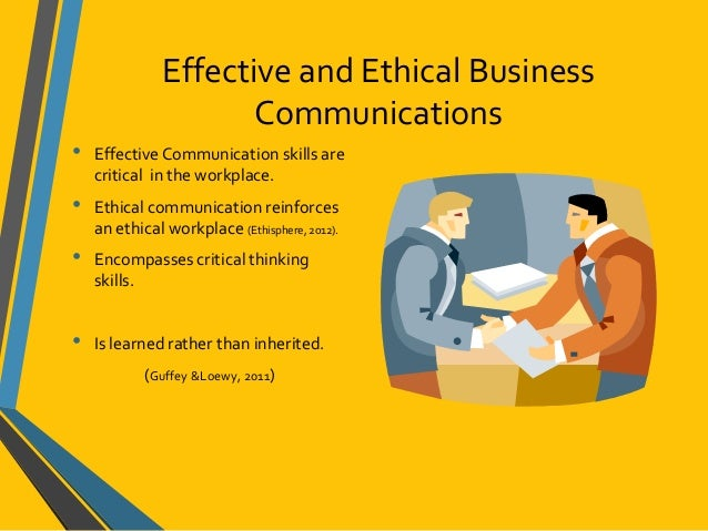 values and ethical communication behaviors An overview on the importance of values and culture in ethical decision making.